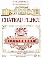 Chateau Filhot 2016