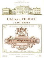 Chateau Filhot 2002